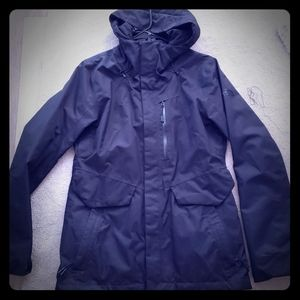 The northface womens winter jacket